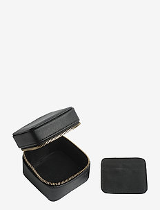 Jewellery Case Small Black - BLACK