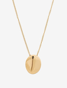 Pebble Mini Necklace Gold - GOLD