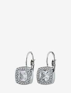 Marion Earrings - STEEL