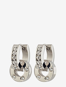Ida Orbit Earrings - STEEL