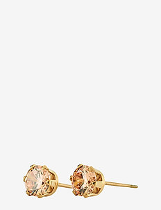 Crown Studs - GOLD