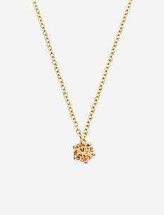 Crown Necklace - GOLD