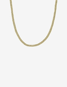 Lourdes Chain Necklace - GOLD