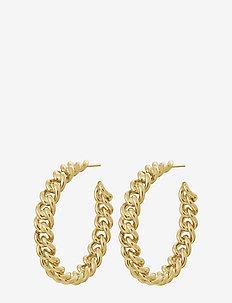 Lourdes Chain Creole - GOLD