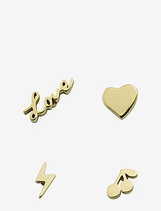 One Studs Venice Gold - GOLD