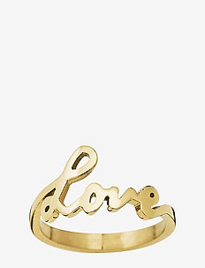 Love Ring Gold - GOLD