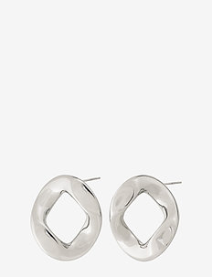 Malibu Earrings Steel - studs - steel