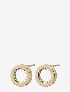 Monaco Studs Mini - nappikorvakorut - gold