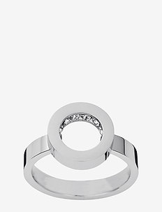 Monaco Ring - bagues - steel