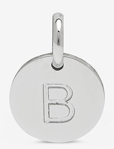 Charmentity A-Ö Steel - pendants - steel