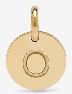 Charmentity A-Ö Gold - anheng - gold