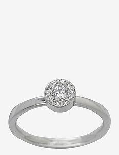 Thassos Ring Mini - ringer - steel