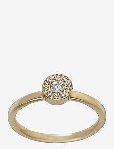 Thassos Ring Mini - ringer - gold