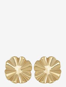 Soaré Studs - nappikorvakorut - gold
