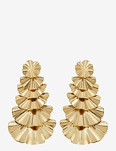 Soaré Earrings Multi - statement earrings - gold