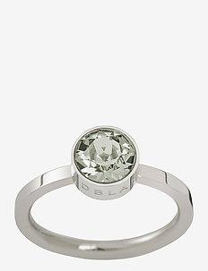 Diana Ring Wintergreen - ringen - steel