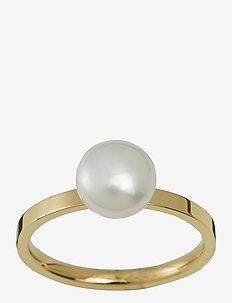 Berzelii Ring Gold - ringer - gold