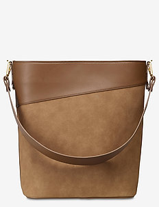 Drew Bucket Bag Cognac - bucket-vesker - cognac
