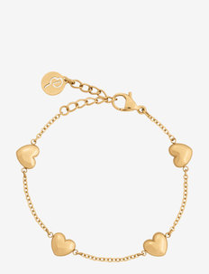 Barley Bracelet - dainty - gold