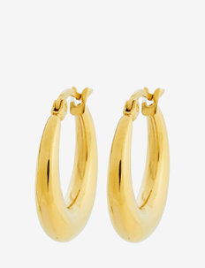Flow Hoops - hoops - gold