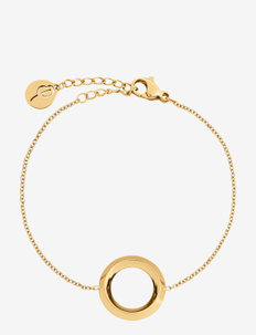 Aralia Bracelet - dainty - gold