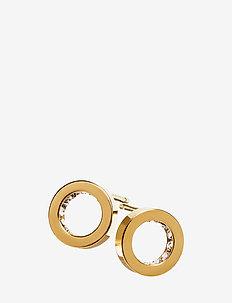 Monaco Studs Mini - Ørestikker - gold