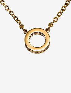 Monaco Necklace Mini - små halskjeder - gold