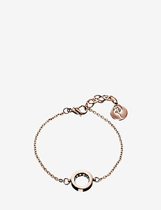Monaco Bracelet Thin - ROSE GOLD