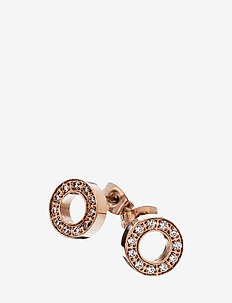 Eternity studs - ROSE GOLD