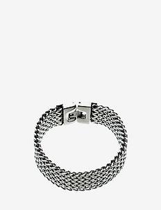 Lee bracelet steel - dainty - steel
