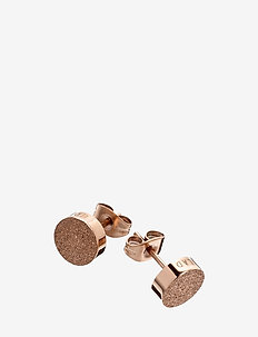 Dottie studs - ROSE GOLD