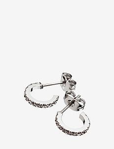 Glow earrings - STEEL