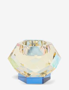 Glam Candle - lyslykter - light yellow