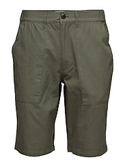 Labour Short - MILITARY GREEN