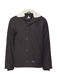 Edwin Deck Jacket - BLACK