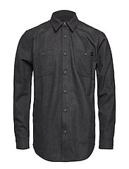 Labour 4 Pockets Shirt - ANTHRACITE
