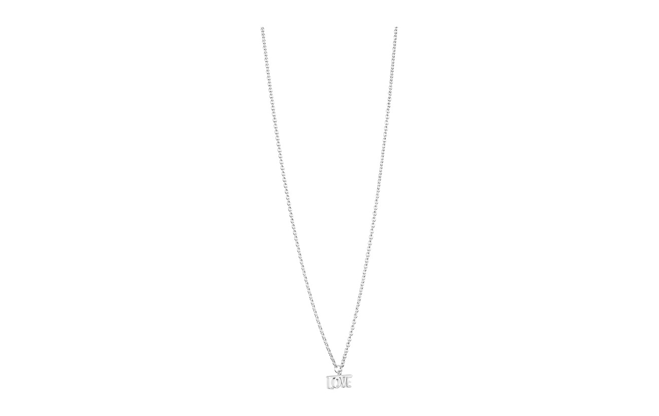 Efva Attling Love Necklace - SILVER