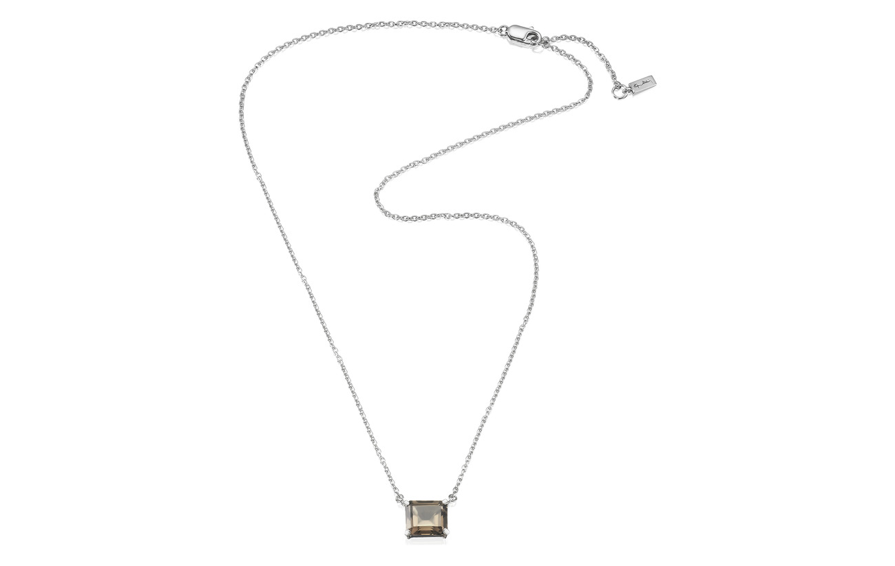 Efva Attling A Chocolate Dream Necklace - SILVER