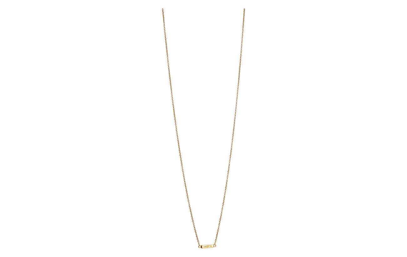 Efva Attling Mini Me Hope Necklace - GOLD