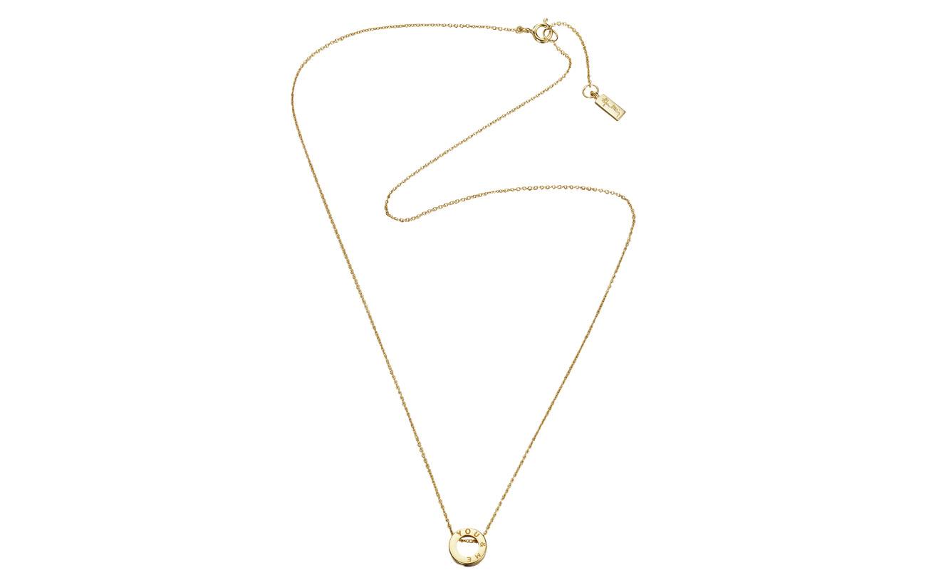 Efva Attling Mini Me You & Me Necklace - GOLD