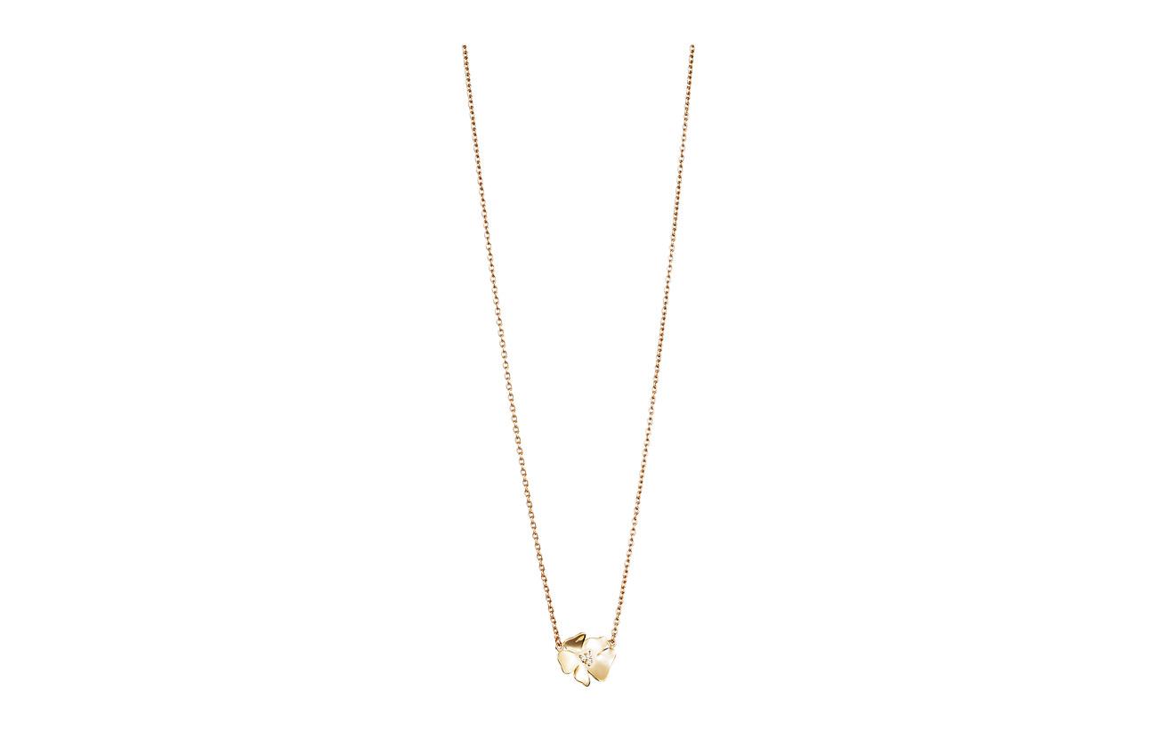 Efva Attling Violet & Stars Necklace - GOLD