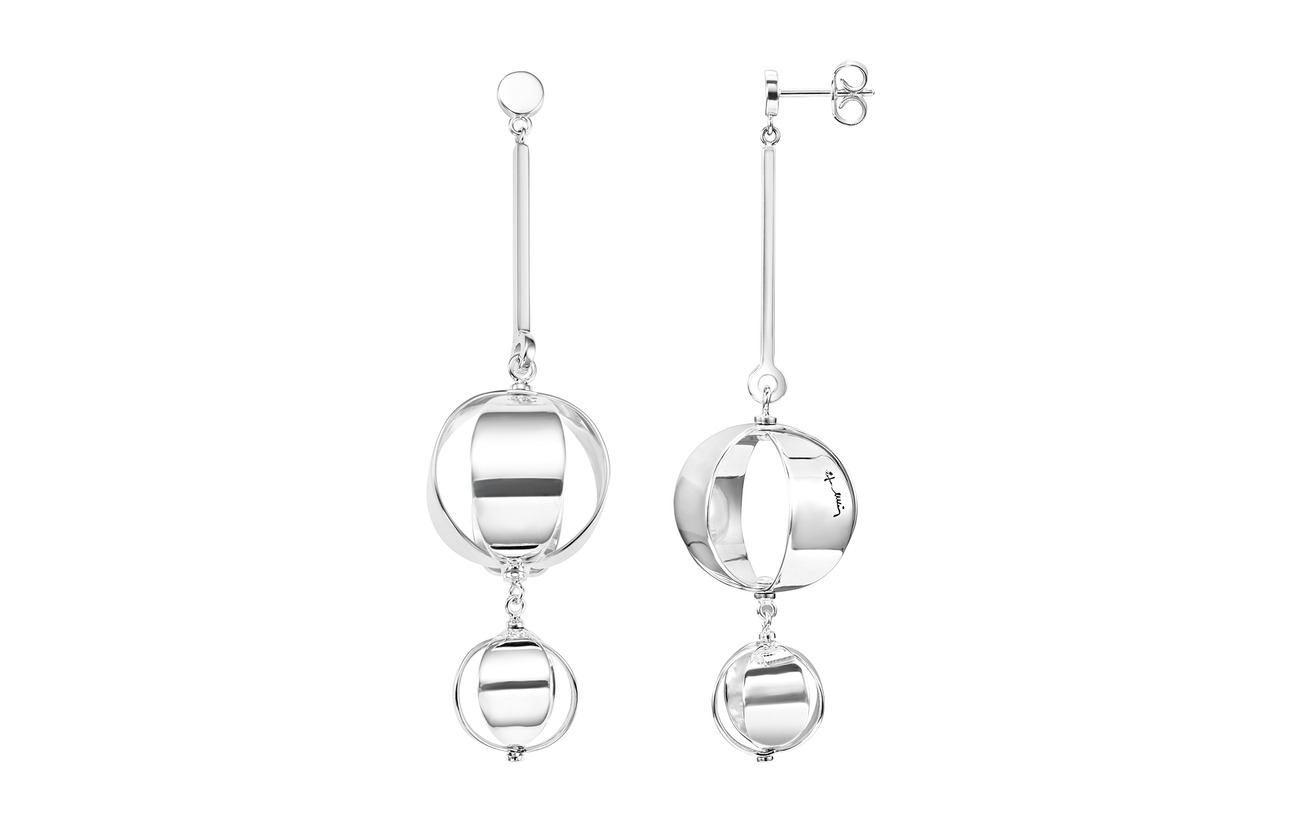 Efva Attling Little Balloons Earrings - SILVER