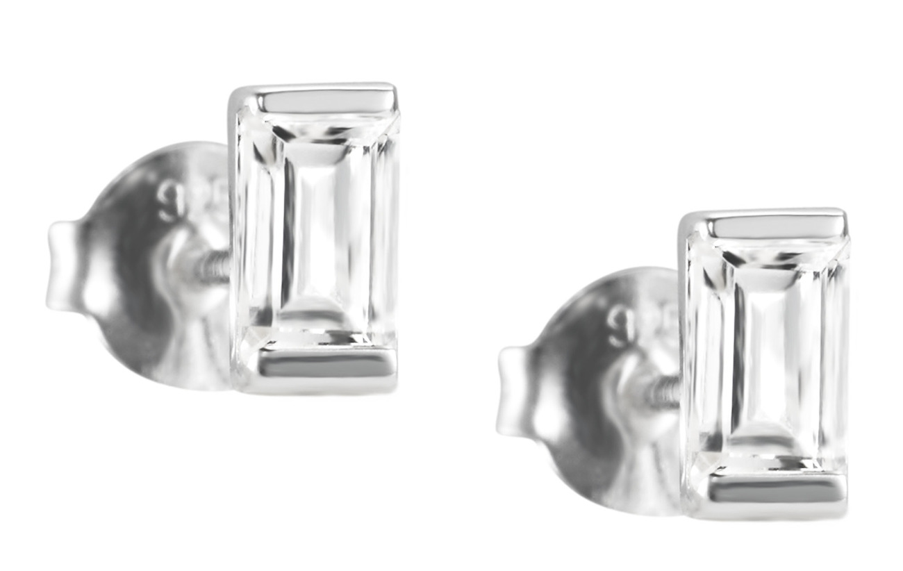 Efva Attling A Clear Dream Stud - SILVER