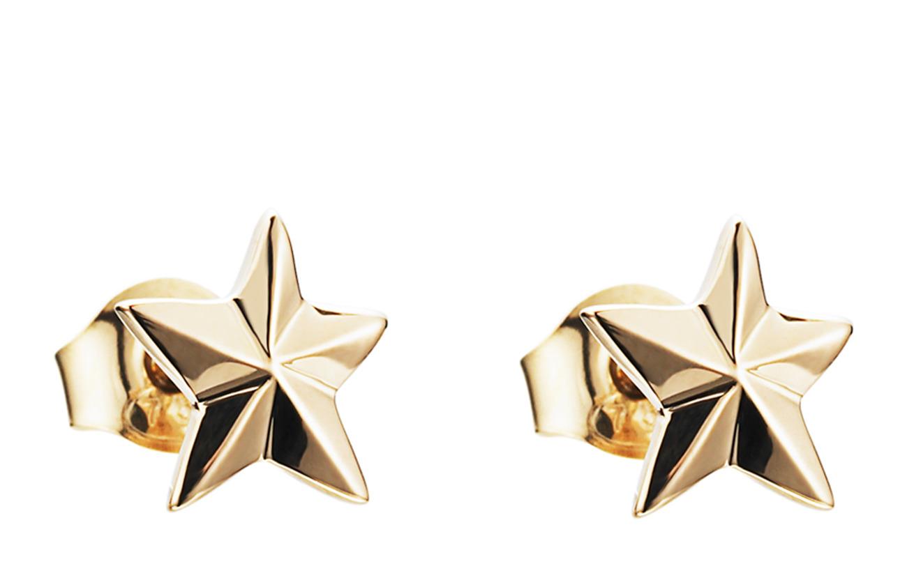 Efva Attling Catch A Falling Star Ear - GOLD
