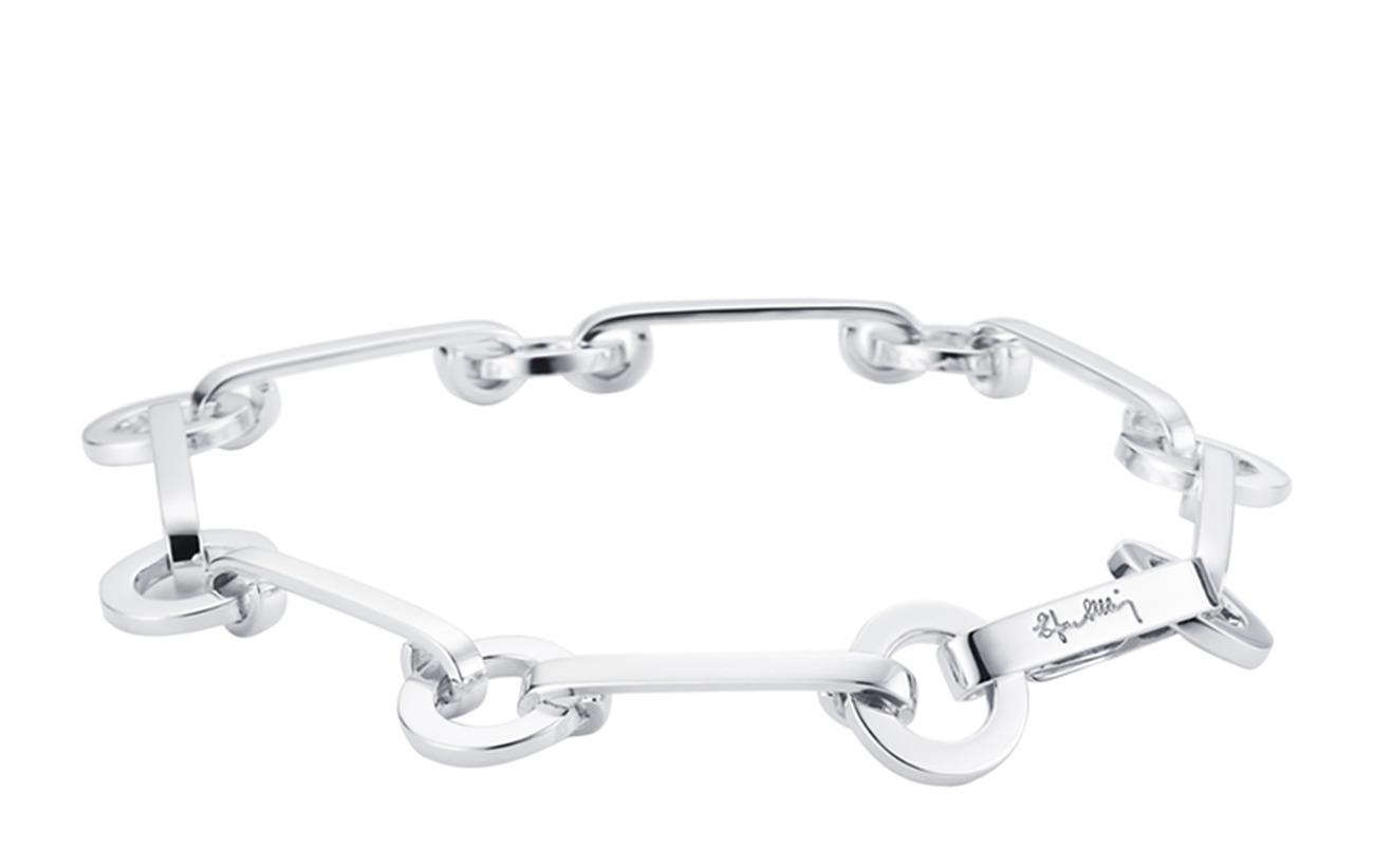 Efva Attling Ring Chain Bracelet - SILVER