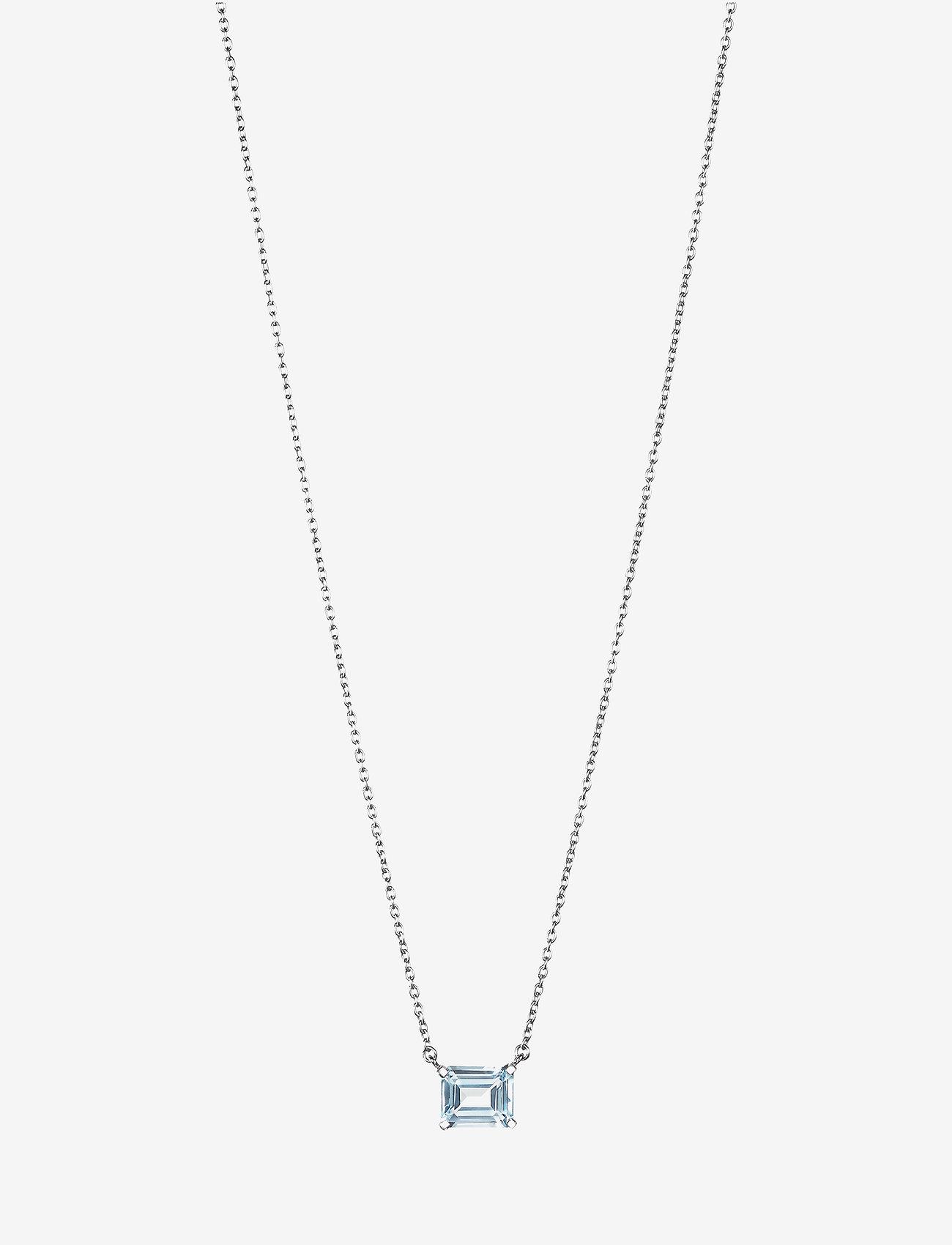 Efva Attling - A Macaron Dream Necklace - kettingen met hanger - silver - 1
