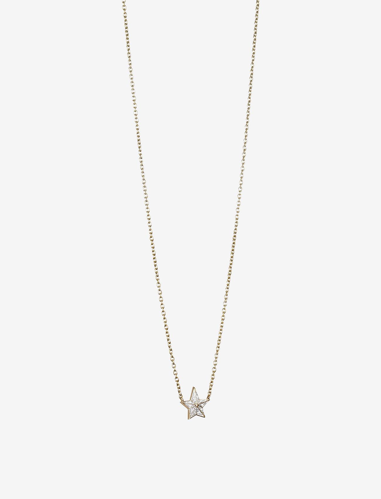 Catch A Falling Star & Stars Necklace (Gold) (1167 €) - Efva Attling GSvGA