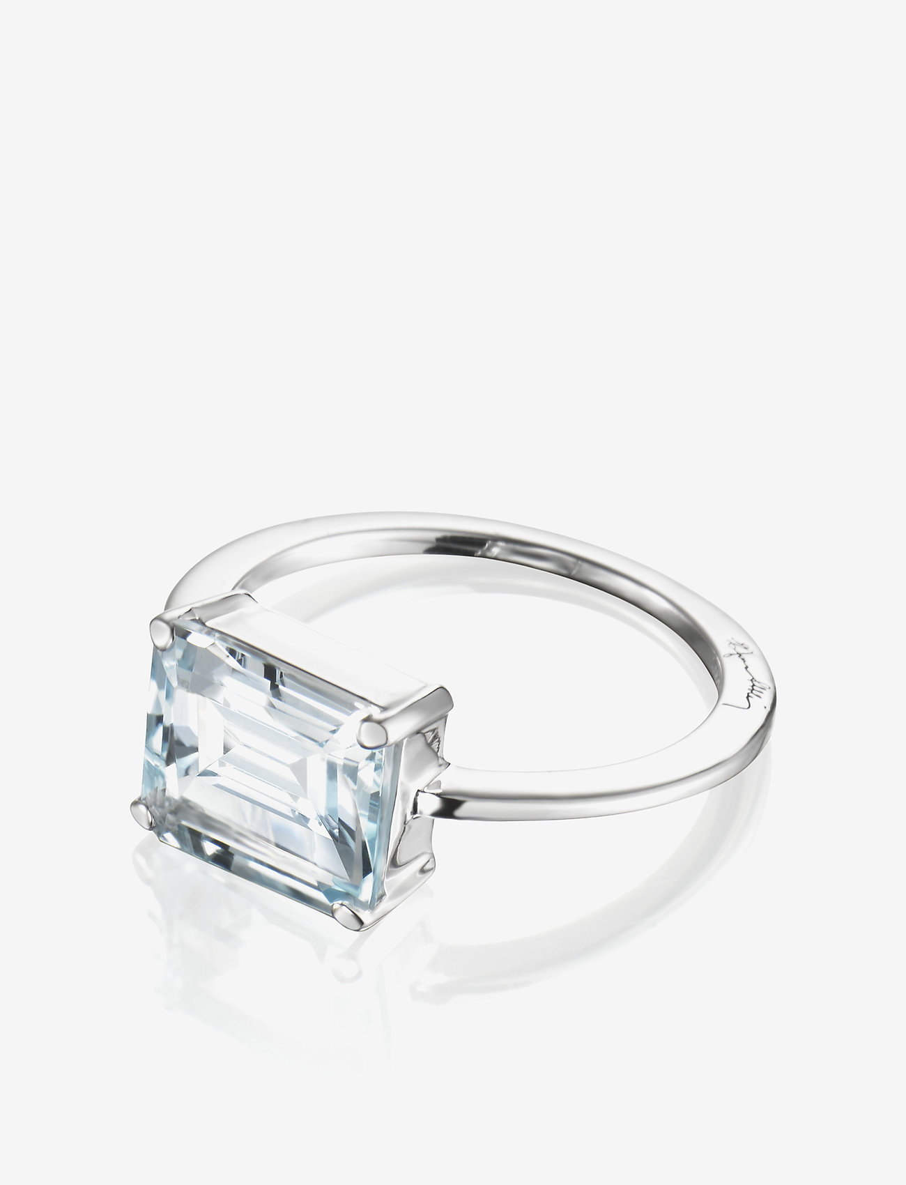 Efva Attling - A Macaron Dream Ring - bagues - silver