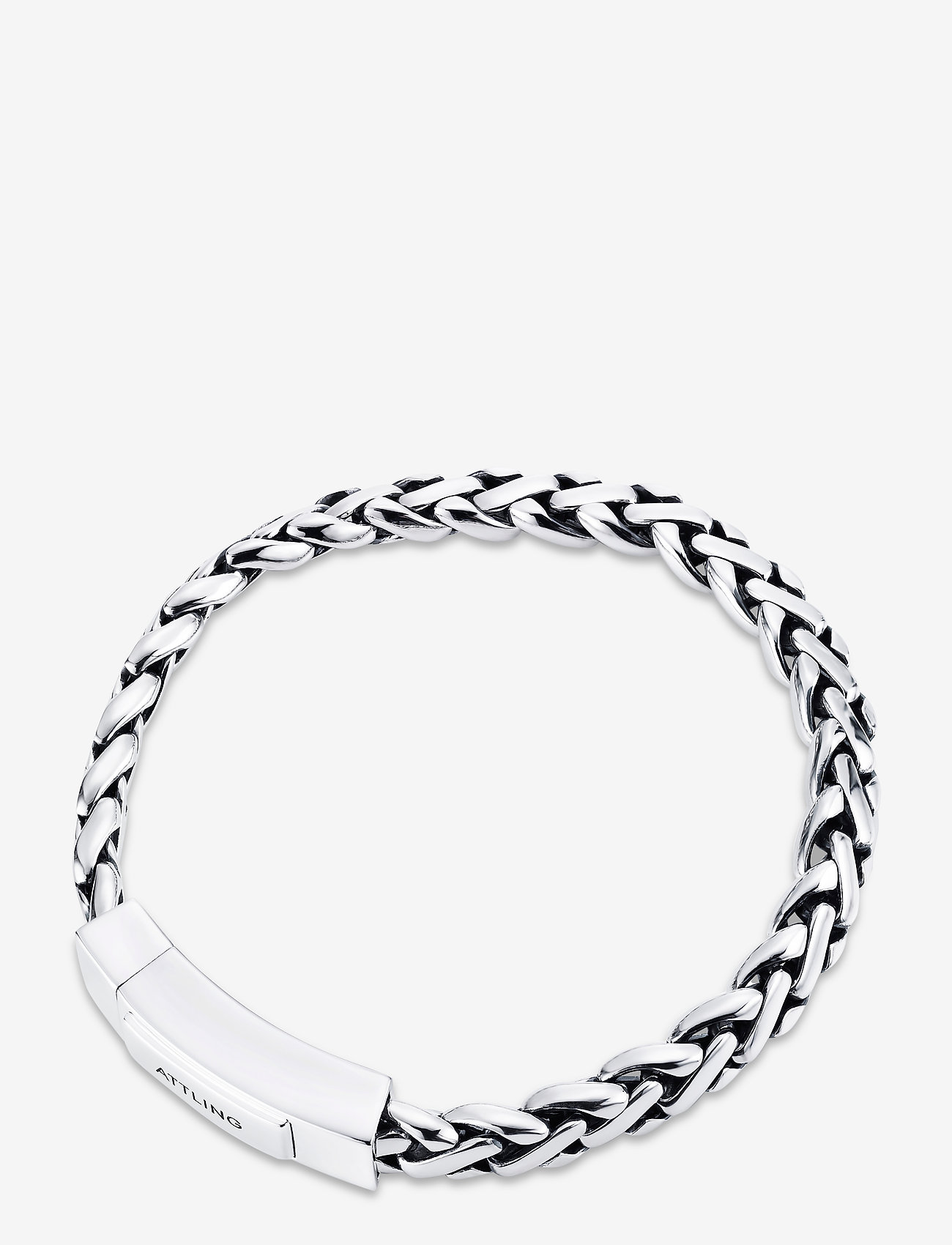 Efva Attling - Mojo Brace bracelet - dainty - silver - 0
