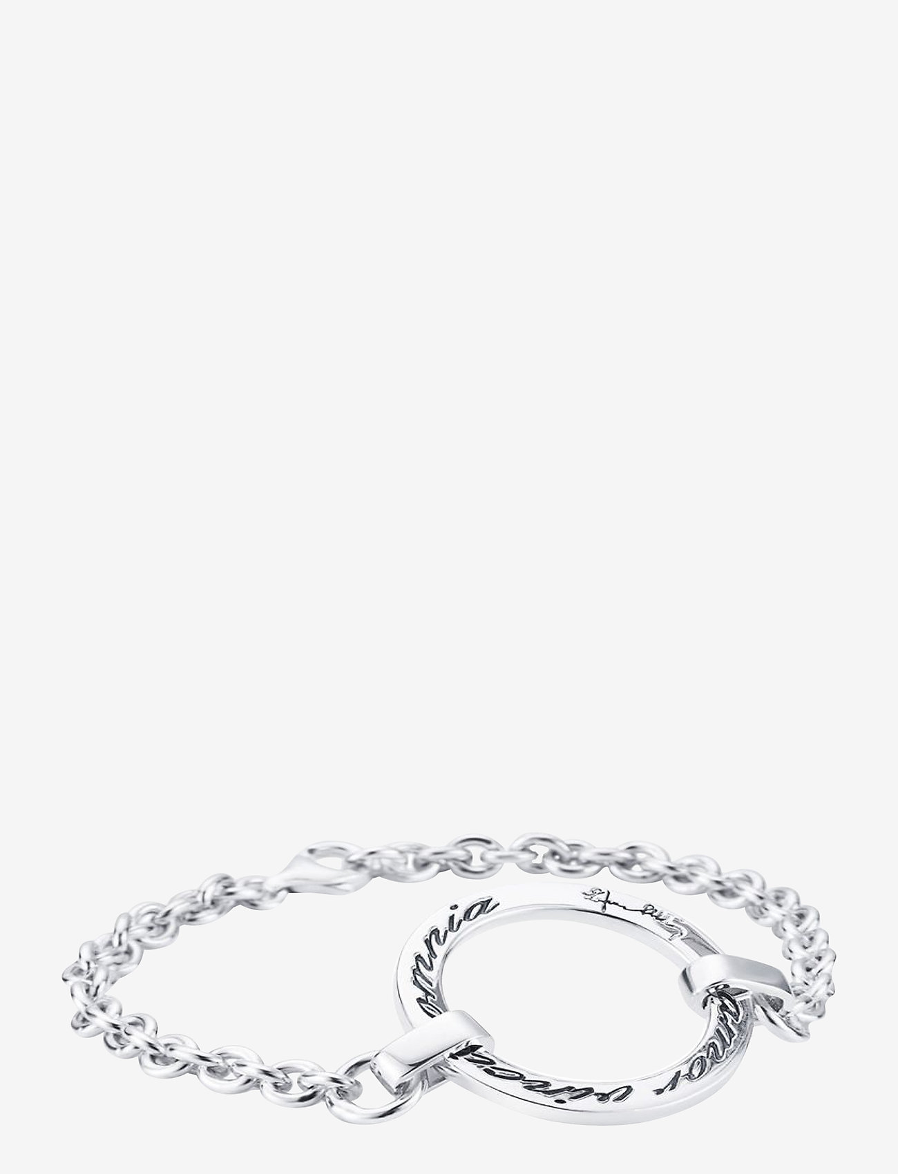 Efva Attling - AVO bracelet - dainty - silver - 1